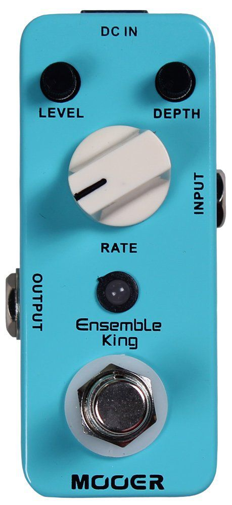 Pedal Mooer Esemble King