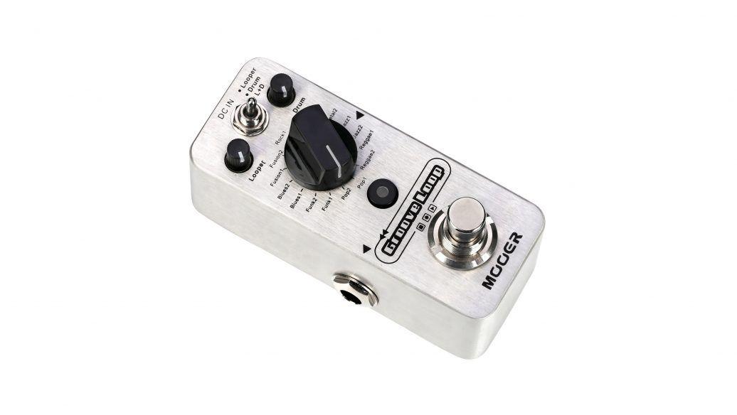 Pedal de Guitarra Mooer Groove Loop