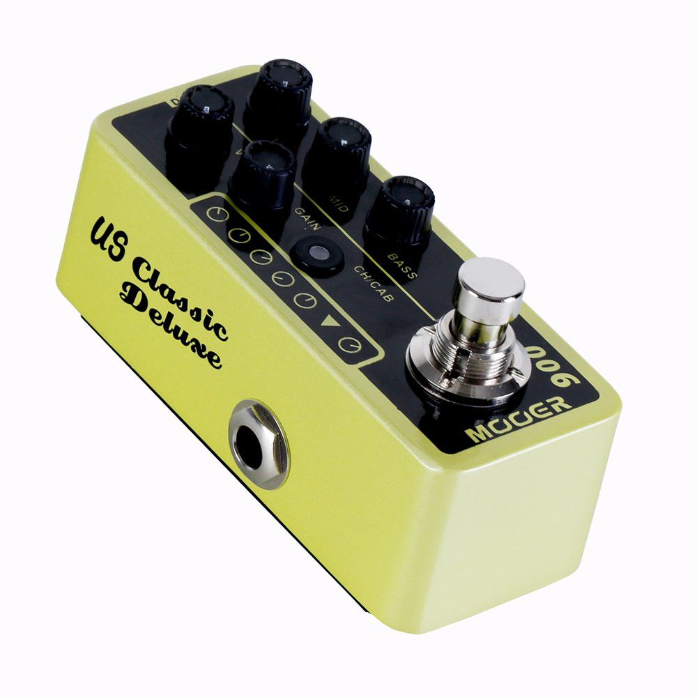Pedal Mooer US Classic Deluxe
