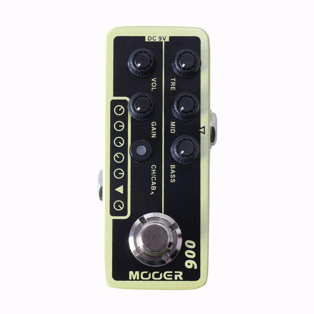 Pedal de Guitarra Mooer US Classic Deluxe M006