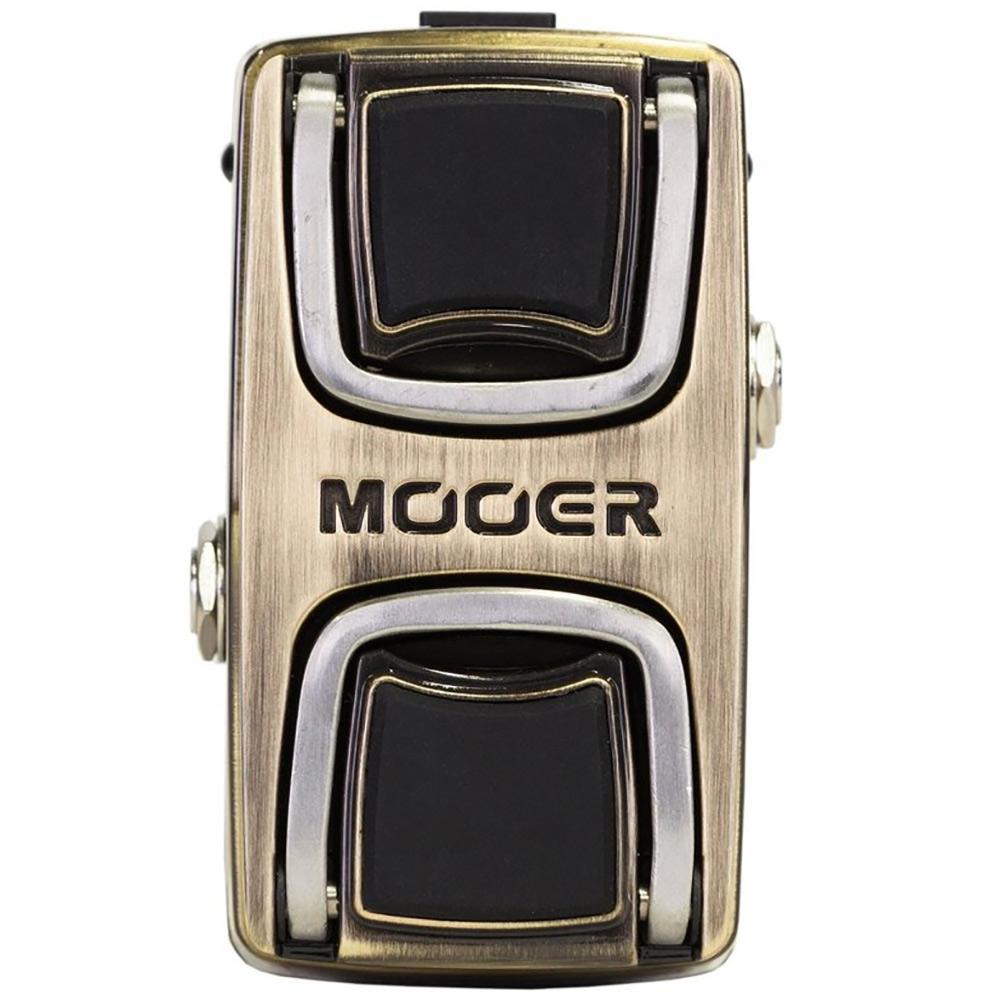 Pedal de Guitarra Mooer Wah Wah The Wahter
