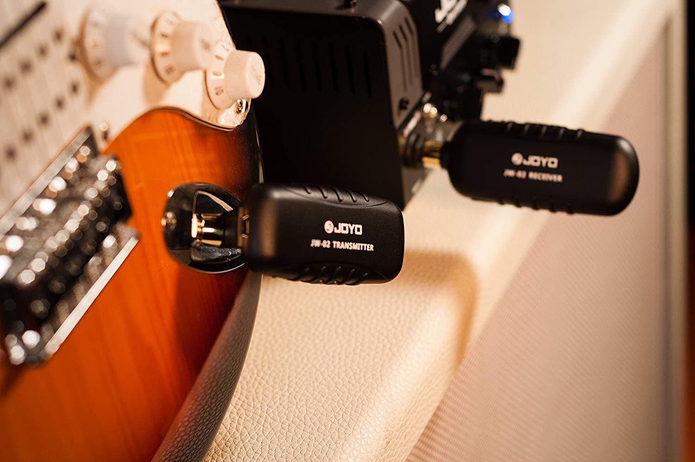 Transmissor Sem Fio para Guitarra