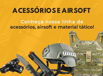 Acessórios e Airsoft