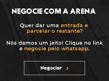 Negocie com a Arena pelo WhatsApp