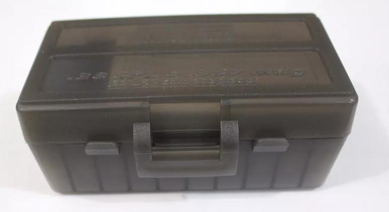 Caixa para 50 Munições .38/.357 - Cores Variadas - Shotgun