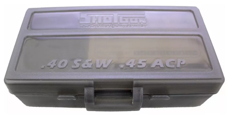 Caixa para 50 Munições .40/.45 - Cores Variadas - Shotgun