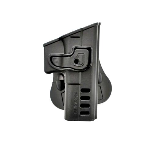 Coldre Ostensivo em Polímero Específico para Glocks - Só Coldres
