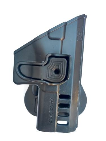 Coldre Ostensivo em Polímero para TS9 Striker - Só Coldres