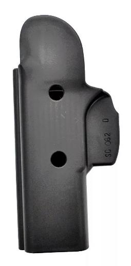 Coldre Velado em Polímero p/ Pistolas PT 100/PT 99/PT 92/ Destro - Só Coldres