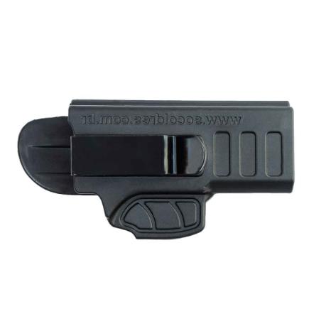 Coldre Velado para Glock .380/.40/9 mm - DESTRO - Só Coldres