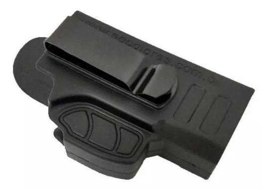 Coldre Velado para Compactas Taurus PT 838C/ PT 640/ PT 638 / Destro - Só Coldres