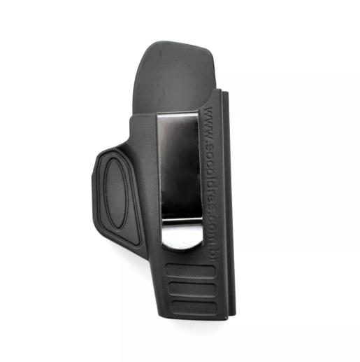 Coldre Velado para Taurus PT 740 Slim - Destro - Só Coldres
