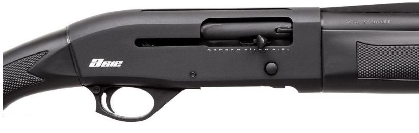 """Espingarda Semiautomática ARMSAN A620 S - Calibre 20/28"""" - 6 Tiros - Única"""