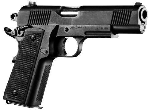 Pistola  .40 GC - MD7 LX - SEM ADC  - Imbel