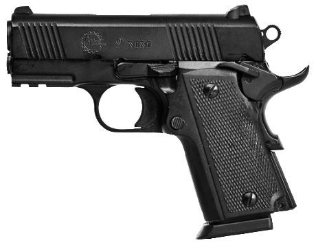 Pistola 9mm  SC MD1 - Calibre  - SEM ADC - Imbel