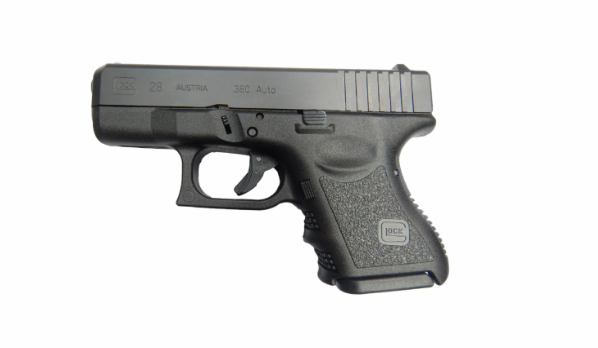 Pistola Glock G28 - Calibre 380 ACP - Oxidada
