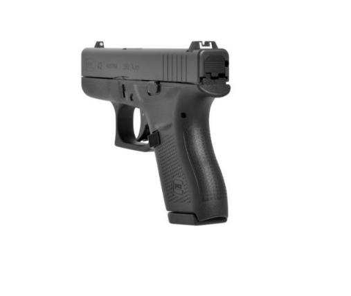 Pistola Glock G42 - Calibre 380 ACP - Oxidada