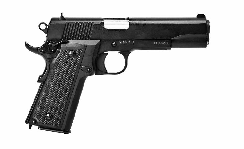 Pistola 9mm - GC MD1 9mm - COM ACD - Imbel