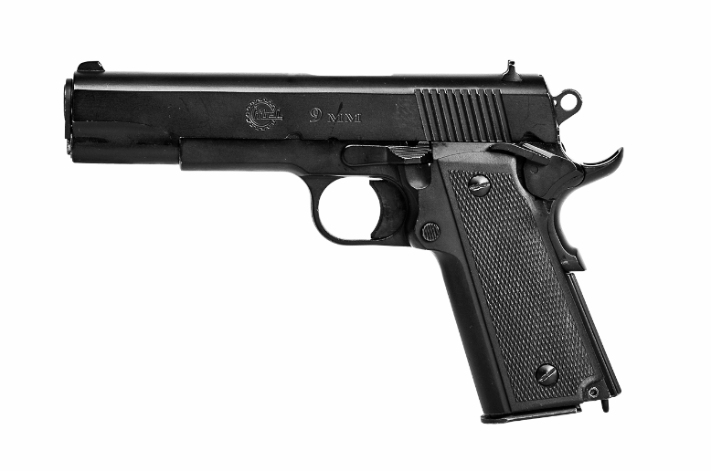Pistola 9mm - GC MD1 9mm - COM ACD - Imbel