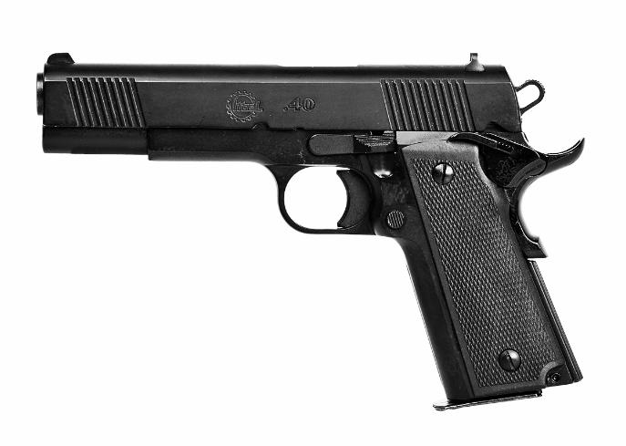 Pistola .40  GC MD2 - COM ADC - 15 Tiros -  Imbel