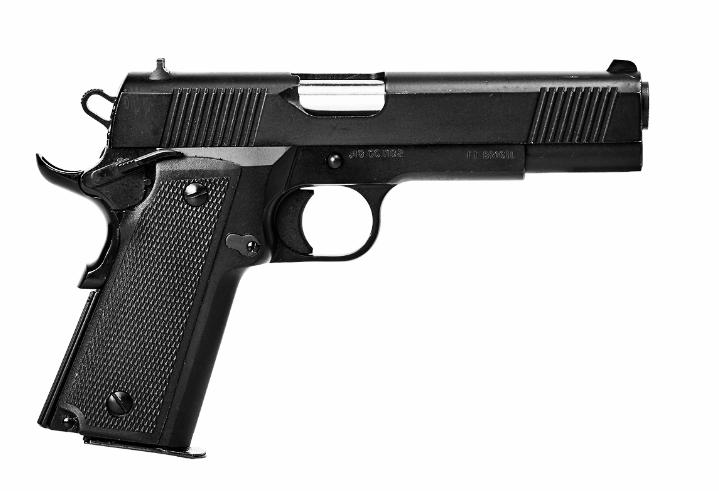 Pistola .40  GC MD2 - SEM ADC - 15 Tiros  - Imbel