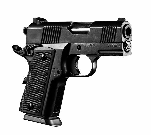 Pistola Imbel SC MD1 - Calibre 9mm - Aço Carbono