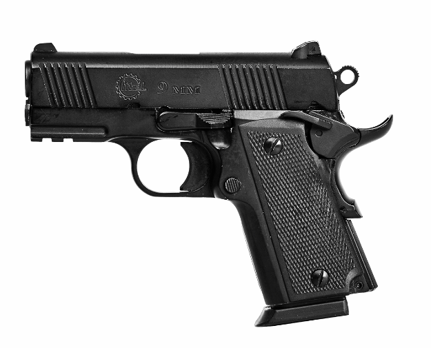 Pistola 9mm  SC MD1 - Calibre  - COM ADC - Imbel