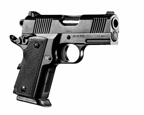 Pistola .40 SC MD2 - COM ADC - Imbel