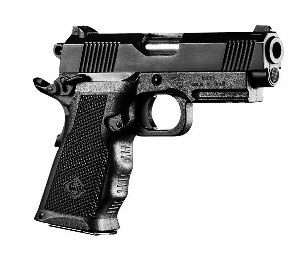 Pistola .40  TC MD6 - SEM ADC - Imbel