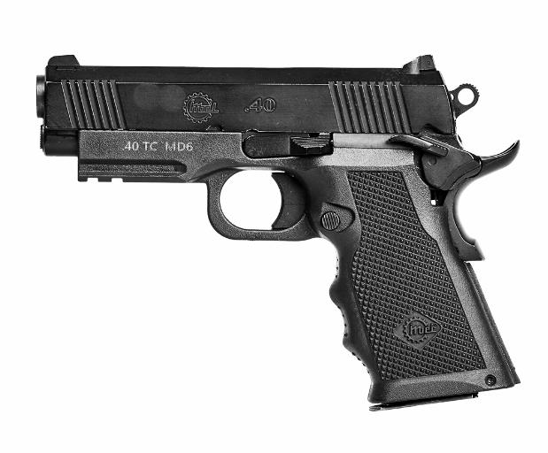 Pistola  .40  TC MD6 - COM ADC  -  Imbel