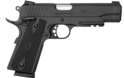 """Pistola Taurus PT 1911  5"""" - Calibre .45 ACP - 8+1 Tiros - Tática Carbono Fosco"""