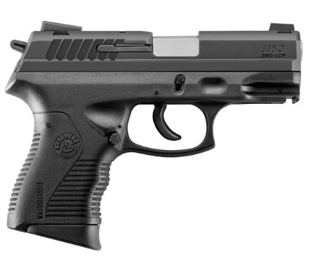 Pistola Taurus PT 838C Compact - Calibre .380 ACP - 15 Tiros - CATX