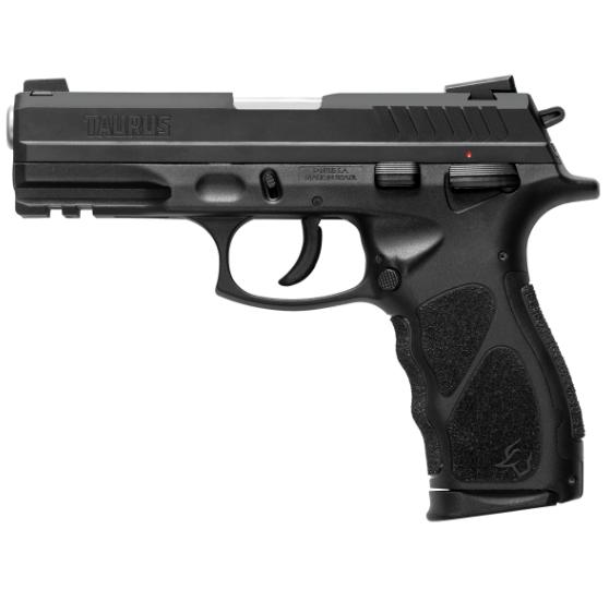 Pistola Taurus TH9 - Calibre 9mm - 17+1 Tiros - Ferrolho Teniferizado