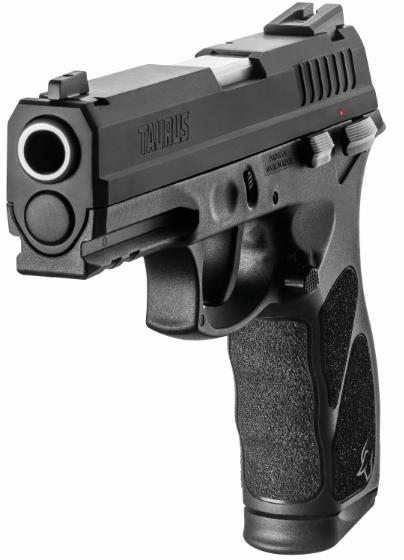 Pistola Taurus TH40 - Calibre .40 S&W - Ferrolho Teniferizado