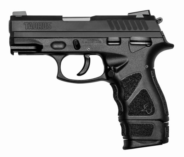 Pistola Taurus TH40C - Calibre .40 S&W - Ferrolho Teniferizado