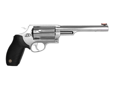 """Revólver Taurus RT 410/5 36 6,5"""" Inox"""