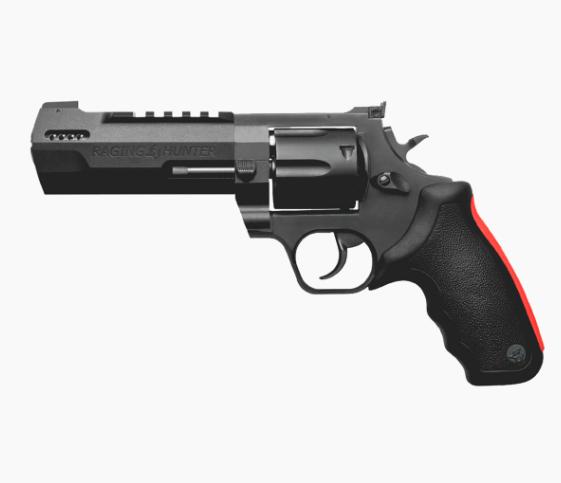 Revólver Taurus RT 357H Magnum Carbono Fosco - 7 Tiros - Cano 5.11