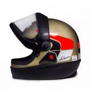 Capacete Para Moto San Marino Induma Tamanho 58