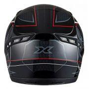 Capacete Para Moto Volt Preto X11