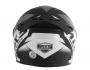 Capacete De Moto Mixs MX2 Storm Preto/Grafite
