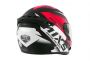 Capacete De Moto Mixs MX2 Storm Preto/Vermelho
