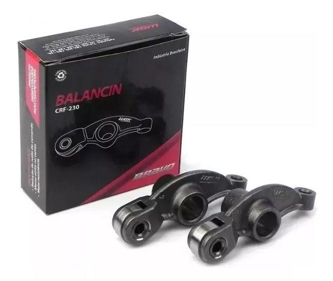 Balancim CRF 230 / Strada / XR / NX 200 Com Rolamento (Bravo) Par WGK