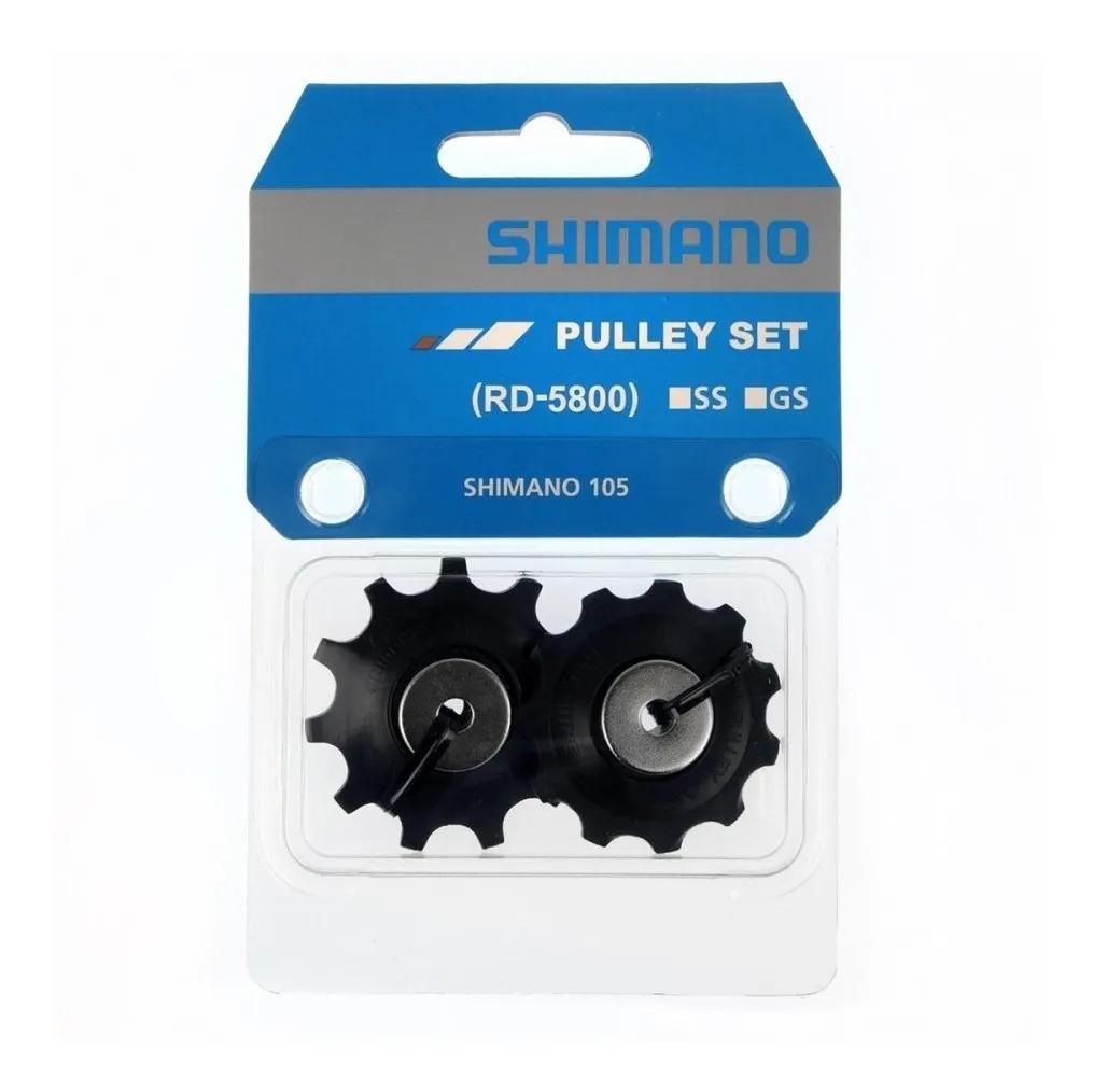 Roldana de câmbio Shimano 105 RD-5800 GS 11 velocidades