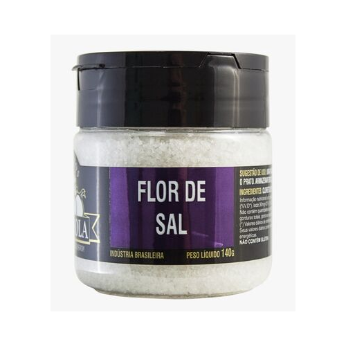Flor de Sal Churrasco 140g