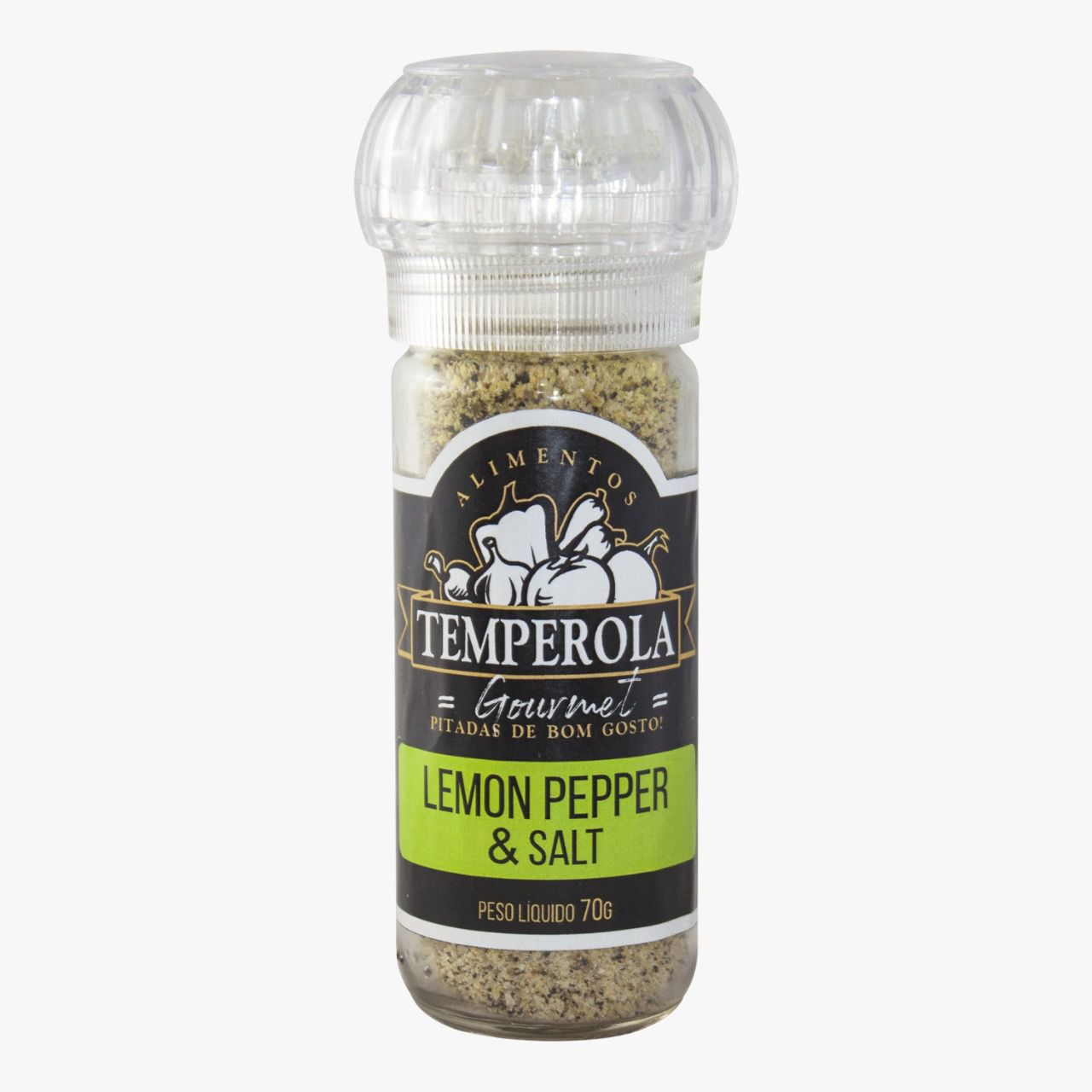 Lemon Pepper 70g