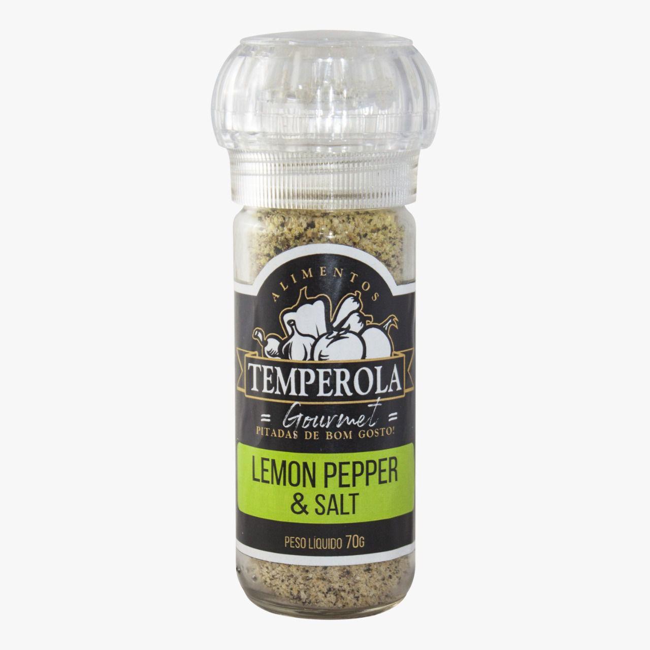 Lemon Pepper 70g