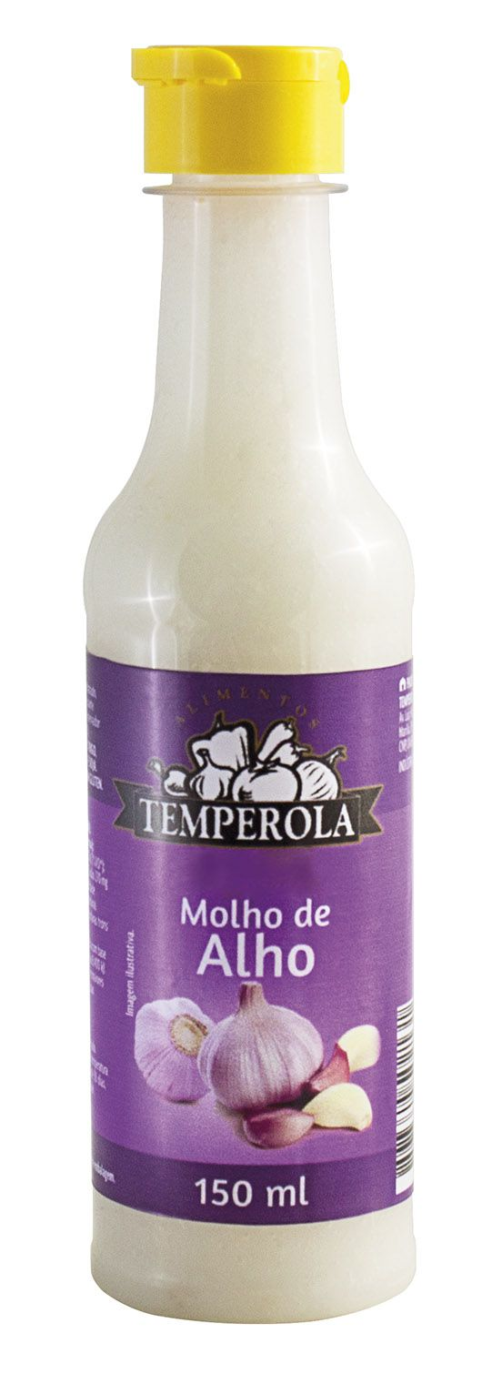 Molho de Alho 150 ml