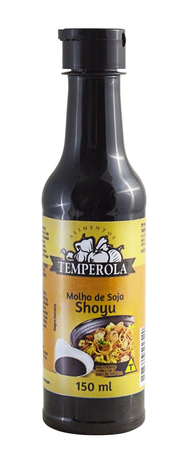 Molho Shoyu 150 ml