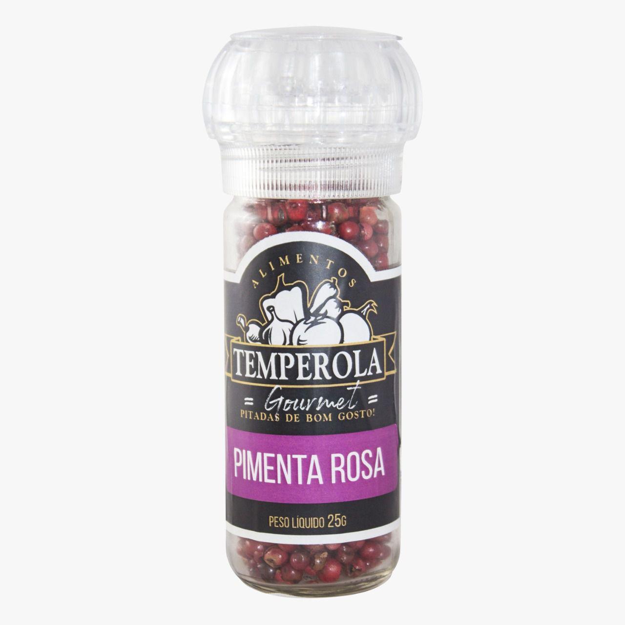 Pimenta Rosa 25g