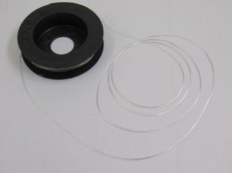 rolo de fio de silicone 10mm x 10mt unitário